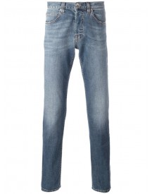 Eleventy - Tapered Jeans - Men - Cotton/spandex/elastane - 36 afbeelding