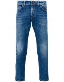 Entre Amis - Cropped Skinny Jeans - Men - Cotton/spandex/elastane - 29 afbeelding