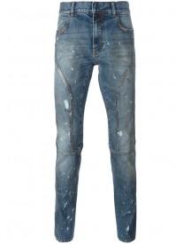 Faith Connexion - Bleached Jeans - Men - Cotton/spandex/elastane - 29 afbeelding