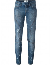 Faith Connexion - Distressed Jeans - Women - Cotton/spandex/elastane - 25 afbeelding