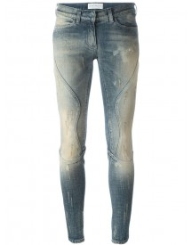 Faith Connexion - Distressed Slim Jeans - Women - Cotton/spandex/elastane - 27 afbeelding