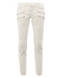 Faith Connexion - Zipped Pocket Biker Jeans - Women - Cotton/spandex/elastane - 29 afbeelding