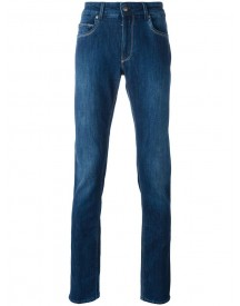 Fay - Slim-fit Jeans - Men - Cotton/spandex/elastane - 42 afbeelding