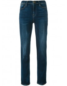 Frame Denim - Straight-leg Jeans - Women - Cotton/elastodiene/polyester - 26 afbeelding