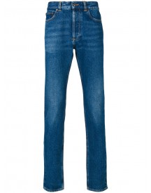 Givenchy - Jeans With Red Rear Logo - Men - Cotton - 30 afbeelding