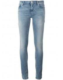 Givenchy - Skinny Fit Jeans - Women - Cotton/polyester/spandex/elastane - 36 afbeelding