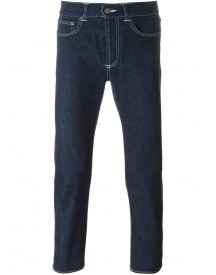 Givenchy - Slim Fit Jeans - Men - Cotton/calf Leather - 31 afbeelding