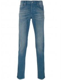 Givenchy - Star Patch Slim Fit Jeans - Men - Cotton/spandex/elastane - 31 afbeelding