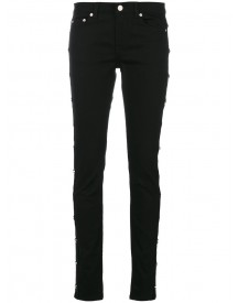 Givenchy - Star Studded Skinny Jeans - Women - Cotton/polyester/spandex/elastane - 36 afbeelding