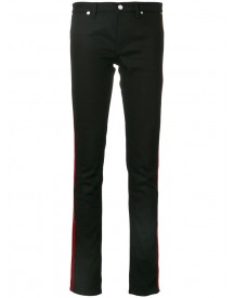 Givenchy - Striped Skinny Jeans - Women - Cotton/polyamide/polyester/spandex/elastane - 38 afbeelding