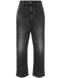 Golden Goose Deluxe Brand - Cropped Jeans - Women - Cotton/polyurethane - 28 afbeelding