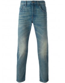Gucci - Cropped Slim-fit Jeans - Men - Cotton - 31 afbeelding