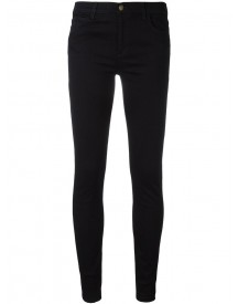 Gucci - Tiger Embroidered Skinny Jeans - Women - Cotton/polyester/spandex/elastane - 29 afbeelding