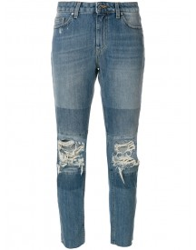 Iro - Distressed Jeans - Women - Cotton - 26 afbeelding