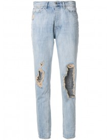 Iro - Distressed Jeans - Women - Cotton - 31 afbeelding