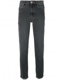 Isabel Marant Étoile - Cropped Jeans - Women - Cotton - 44 afbeelding