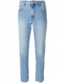 Isabel Marant Étoile - Étoile Cliff Girlfriend Jeans - Women - Cotton - 34 afbeelding