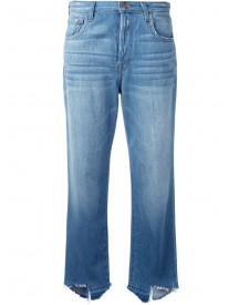 J Brand - 'ivy' High Rise Cropped Jeans - Women - Cotton - 29 afbeelding