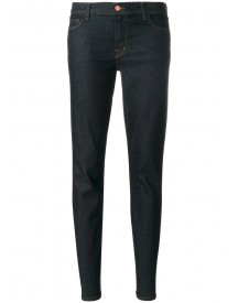 J Brand - Maude Mid-rise Tapered Jeans - Women - Cotton/polyurethane - 25 afbeelding