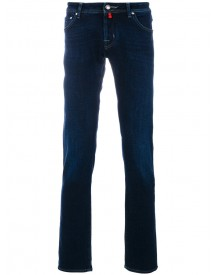 Jacob Cohen - Comfort Denim Jeans - Men - Cotton/spandex/elastane - 30 afbeelding