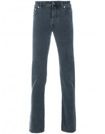 Jacob Cohen - Comfort Denim Jeans - Men - Cotton/spandex/elastane - 35 afbeelding