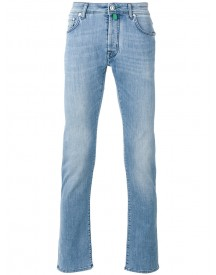 Jacob Cohen - Slim-fit Jeans - Men - Cotton/polyester/spandex/elastane - 34 afbeelding