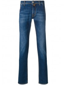 Jacob Cohen - Slim-fit Jeans - Men - Cotton/polyester/spandex/elastane - 35 afbeelding