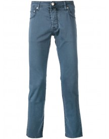Jacob Cohen - Slim-fit Jeans - Men - Cotton/spandex/elastane - 31 afbeelding