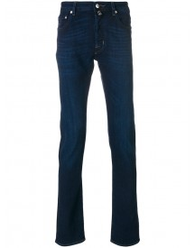 Jacob Cohen - Straight Fit Jeans - Men - Cotton/spandex/elastane - 34/34 afbeelding