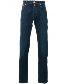 Jacob Cohen - Straight-leg Jeans - Men - Cotton/spandex/elastane - 33 afbeelding