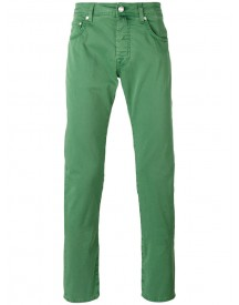 Jacob Cohen - Tapered Jeans - Men - Cotton/spandex/elastane - 38 afbeelding