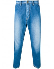 Jil Sander - Cropped Jeans - Men - Cotton - M afbeelding