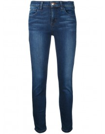 Joe's Jeans - Stonewashed Cropped Jeans - Women - Cotton/polyester/spandex/elastane - 27 afbeelding
