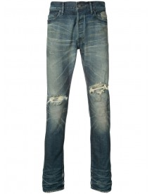 John Elliott - 'the Cast 2 2013 Vintage' Jeans - Men - Cotton/spandex/elastane - 29 afbeelding