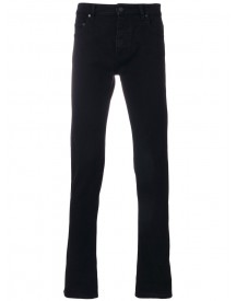 Kenzo - Branded Cuff Straight Leg Jeans - Men - Cotton - 31 afbeelding