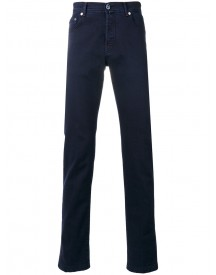 Kiton - Slim-fit Jeans - Men - Cotton/spandex/elastane - 36 afbeelding