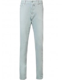 Kiton - Straight-legged Jeans - Men - Cotton/spandex/elastane - 38 afbeelding