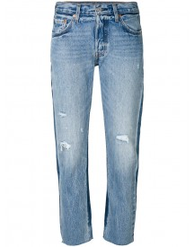Levi's - Boyfriend-fit Jeans - Women - Cotton - 25 afbeelding