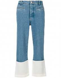 Loewe - Fisherman Trousers - Women - Cotton - 34 afbeelding