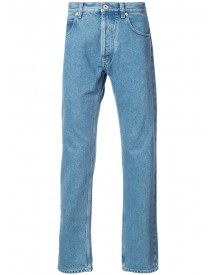 Loewe - Regular Long Jeans - Men - Cotton - 50 afbeelding