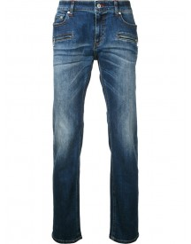 Loveless - Straight Leg Jeans - Men - Cotton/polyurethane - 2 afbeelding