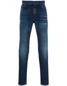Maison Margiela - Straight Leg Jeans - Men - Cotton - 32 afbeelding