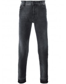 Marcelo Burlon County Of Milan - Slim-fit Jeans - Men - Cotton/spandex/elastane/polyester - 33 afbeelding
