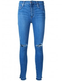 Nobody Denim - Cult Skinny Ankle Beloved - Women - Cotton/elastodiene/polyester - 30 afbeelding