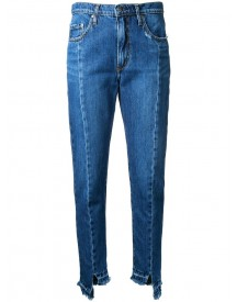 Nobody Denim - Issy Jean Unravelled - Women - Cotton - 30 afbeelding