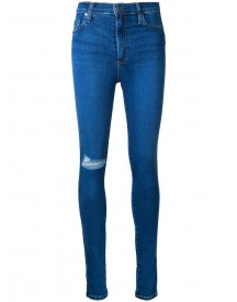 Nobody Denim - Siren Skinny Addicted - Women - Cotton/elastodiene/polyester - 27 afbeelding