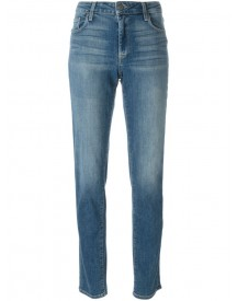 Paige - 'jimmy Jimmy Tigerlilly' Jeans - Women - Cotton/polyester/spandex/elastane - 27 afbeelding
