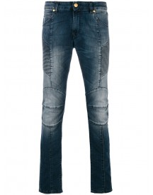 Pierre Balmain - Slim-fit Trousers - Men - Cotton/polyester - 32 afbeelding