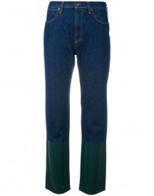 Ports 1961 - Cropped Flared Jeans - Women - Cotton - 29 afbeelding