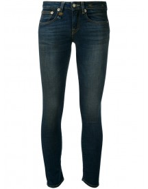 R13 - Classic Skinny Jeans - Women - Cotton/spandex/elastane - 27 afbeelding
